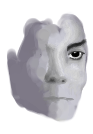 Michael Jackson by Lelentayne - 23:33, 19 Sep 2008