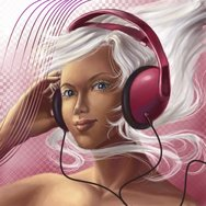 my headphones by indigo