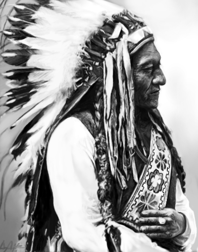 Sitting Bull by Dugvayne - 02:49, 20 Jan 2014