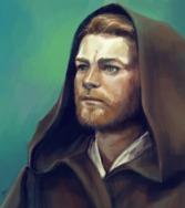 there's no wan like obi wan by Anusiak