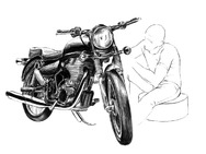 Royal Enfield by liquidity