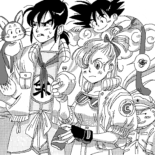 dragon ball by poyozodoll - 16:40, 21 Sep 2016