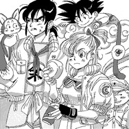 dragon ball by poyozodoll